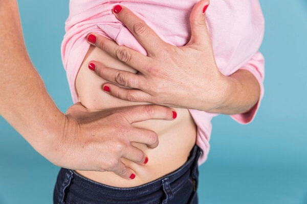 Pain In Lower Left Side Of Abdomen Female Patients Healthzex
