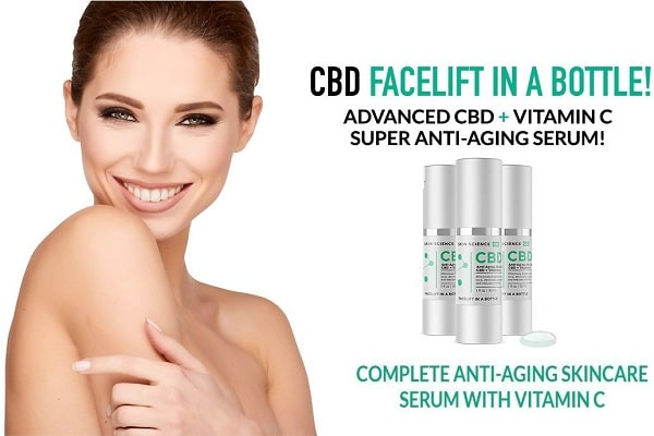 Skin Science CBD Facelift